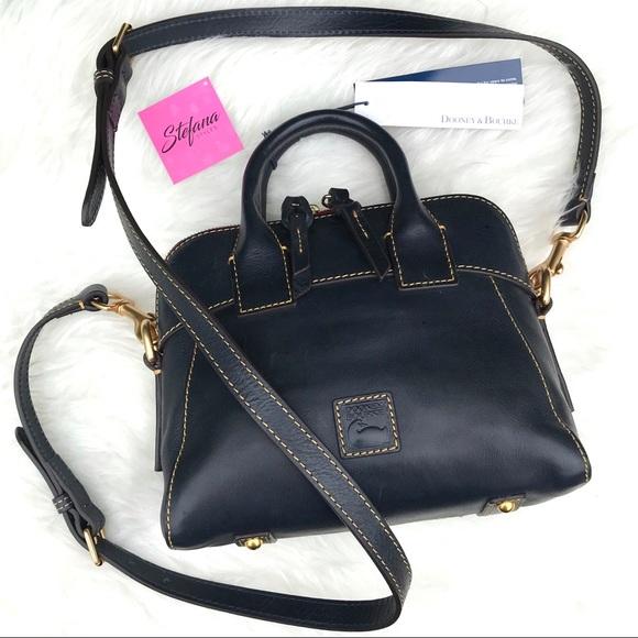 Dooney & Bourke Handbags - NEW Dooney & Bourke Cameron Crossbody Satchel Bag